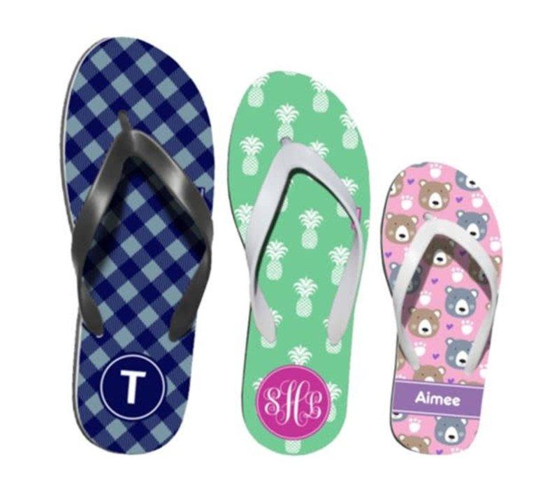 Adult Paparte Flip Flops