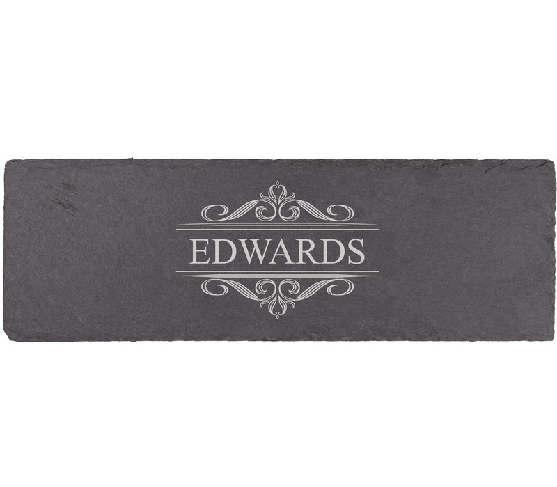 Engravable Slate Cheese Board