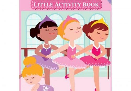 Little Activity Book - Pretty Ballerinas