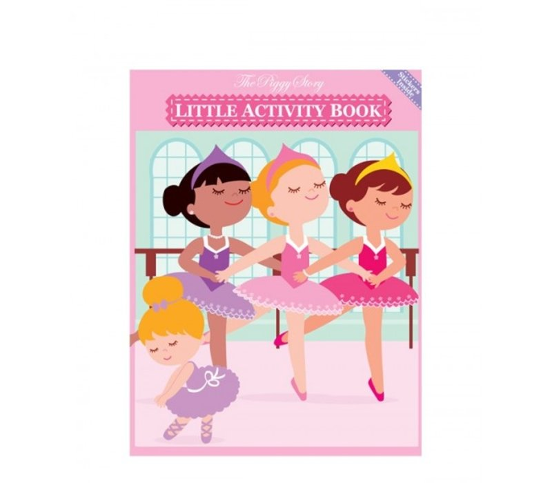Little Activity Book - Pretty Ballerinas