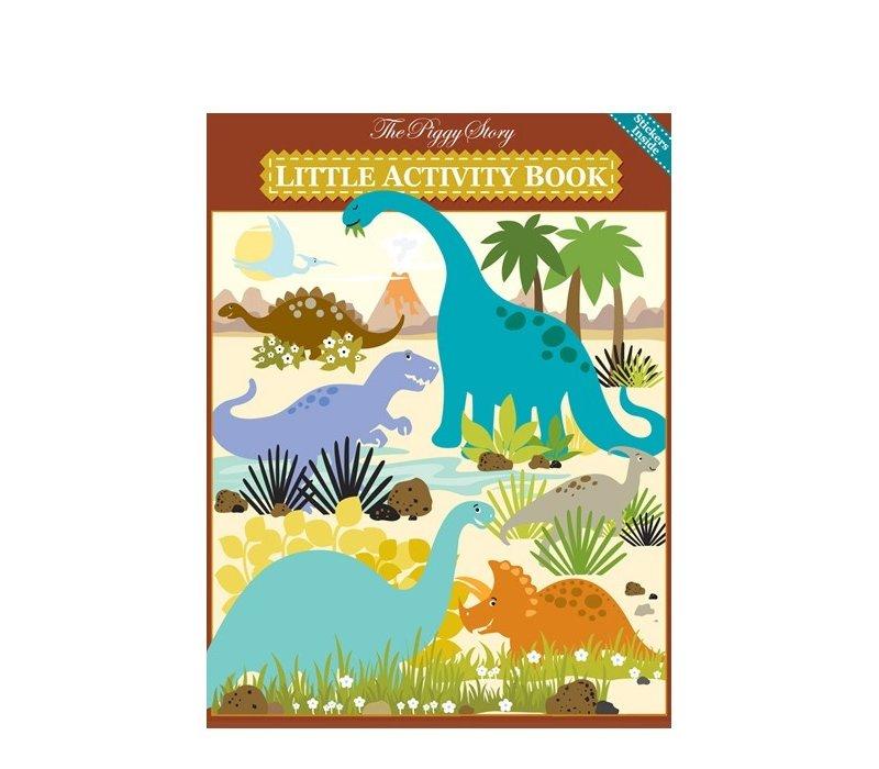 Little Activity Book - Dinosaur World