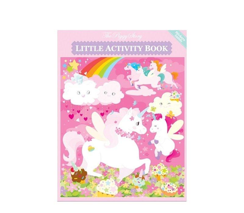 Little Activity Book - Unicorn Land