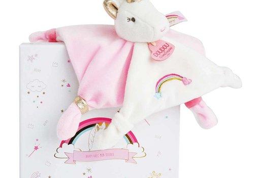 Unicorn Doudou Lovie