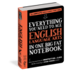 Everything You Need To Ace English Language