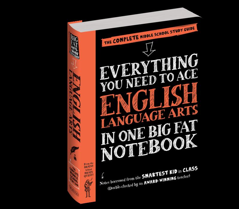 Everything You Need To Ace English Language