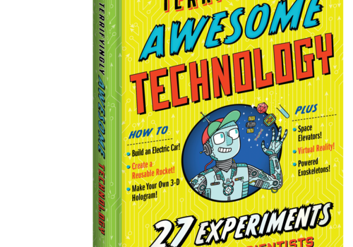 Book Of Terrifyingly Awesome Tech