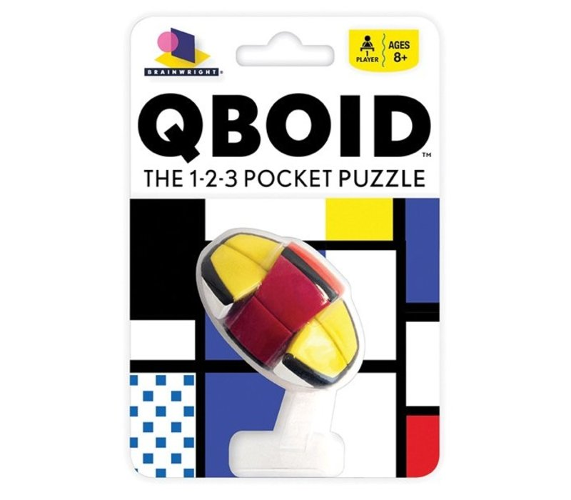 QBOID Pocket Puzzle
