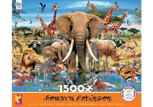 Africana 1500 Pc Puzzle