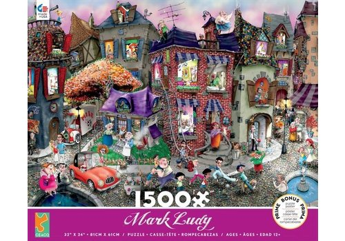Mark Luddy 1500 Piece Puzzle