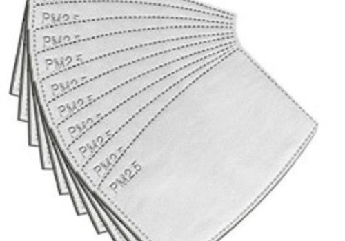 Disposable filters-5 Pack Kids