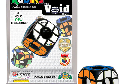 Rubiks Void Puzzle