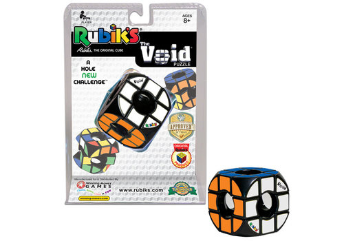 Rubiks Void Puzzle