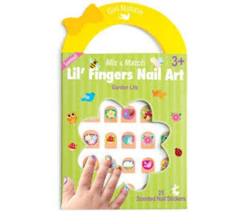 Lil' Finger Nail Art