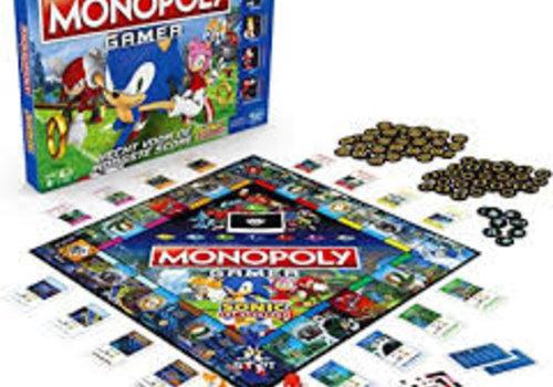 Sonic the Headgehog Monopoly Game