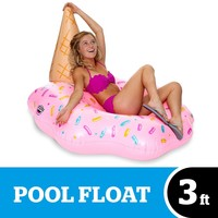 Ice Cream Cone Pool Float