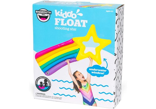Shooting Star Pool Float