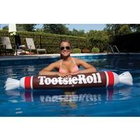 Giant Tootsie Rolls Pool Noodle