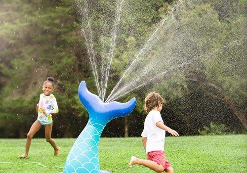 Mermaid Tail Sprinkler