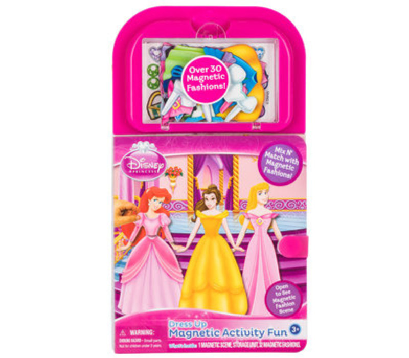 Disney Princess Magnetic fun set