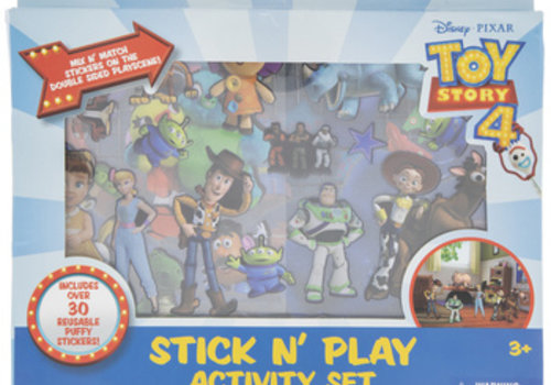 Toy Story 4 Stick n Play Activity Set