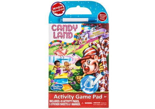 Candy Land Activity Pad