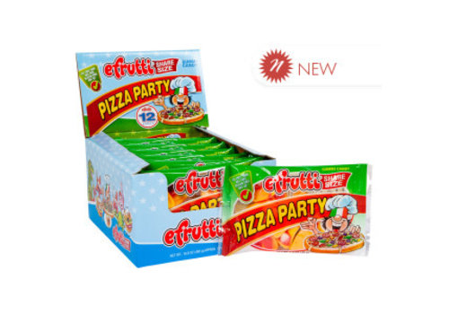 GUMMI PIZZA PARTY