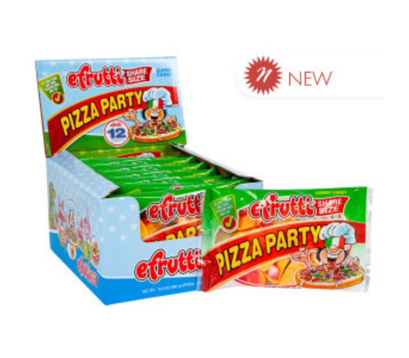 GUMMI PIZZA PARTY