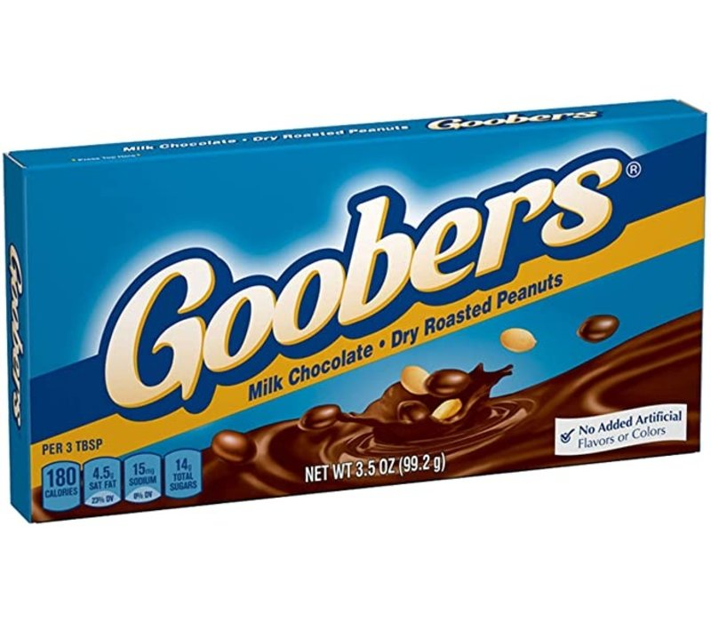 Goobers Theater Box 3.5 oz
