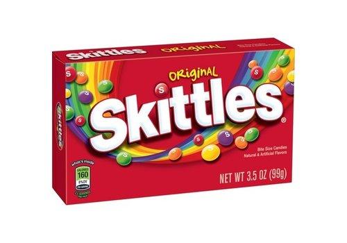 Skittles Movie Theater Box