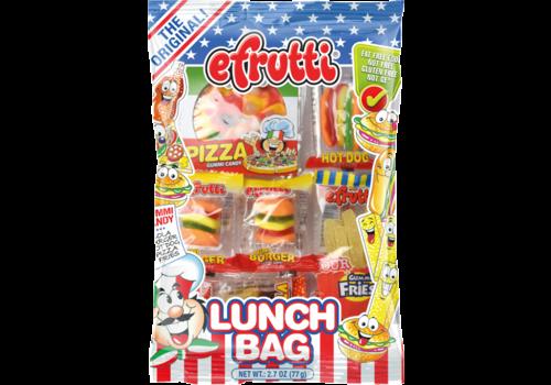 E-FRUTTI GUMMI CANDY - LUNCH BAG