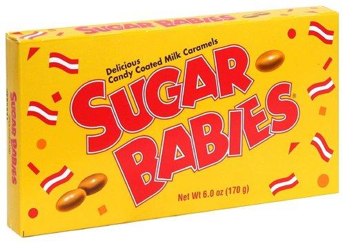 Sugar Babies Sugar Babies Theater Box 6 oz