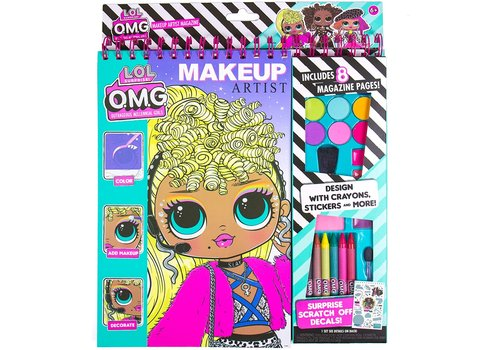 LOL Makeup Artist