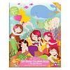 Dry Erase Coloring Book - Magical Mermaids