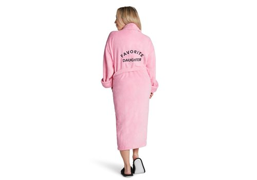 Favorite Daughter Lightweight Robe-Pink