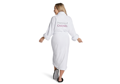Dreaming of Chanel Robe White