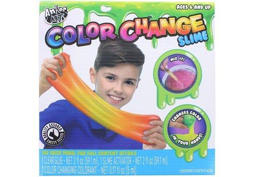 Color Change Slime Kit