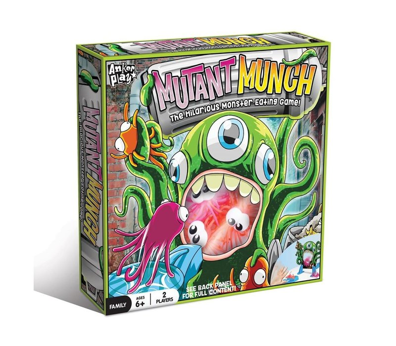 Mutant Munch Game