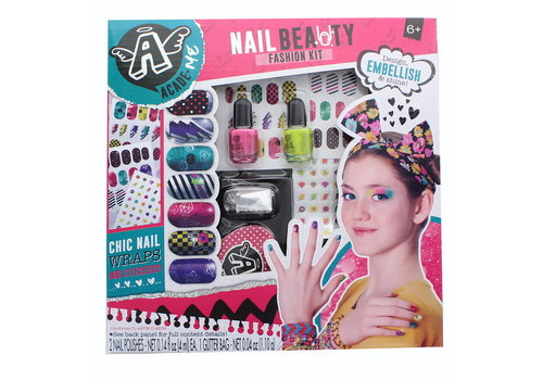 Nail Beauty fashion Kit