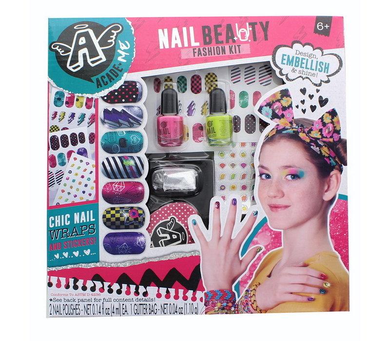 Nail Beauty fashion Kit