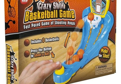 Crazy Shot Basketball Game