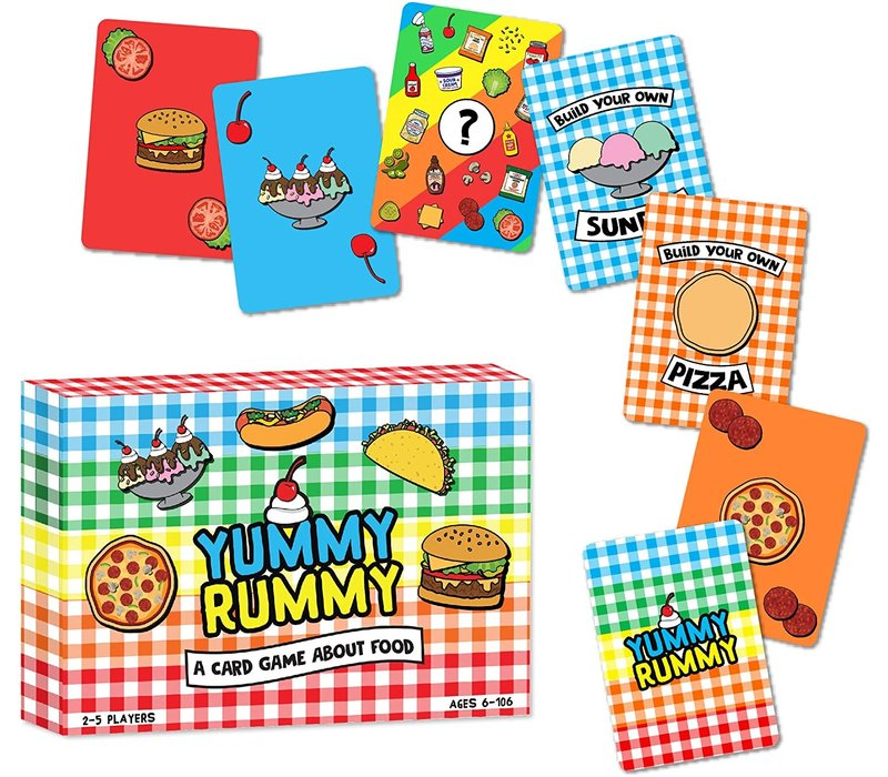 Yummy Rummy Card Game
