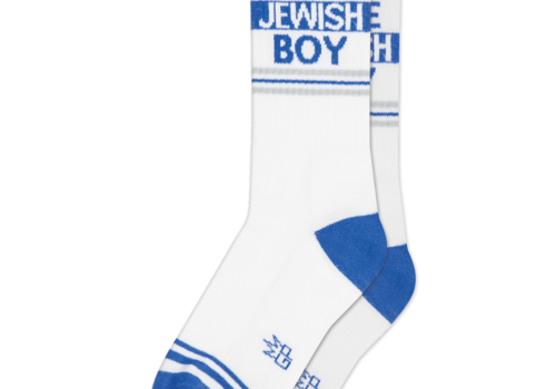 Nice Jewish Boy Socks