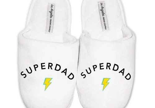 SUPERDAD Slippers