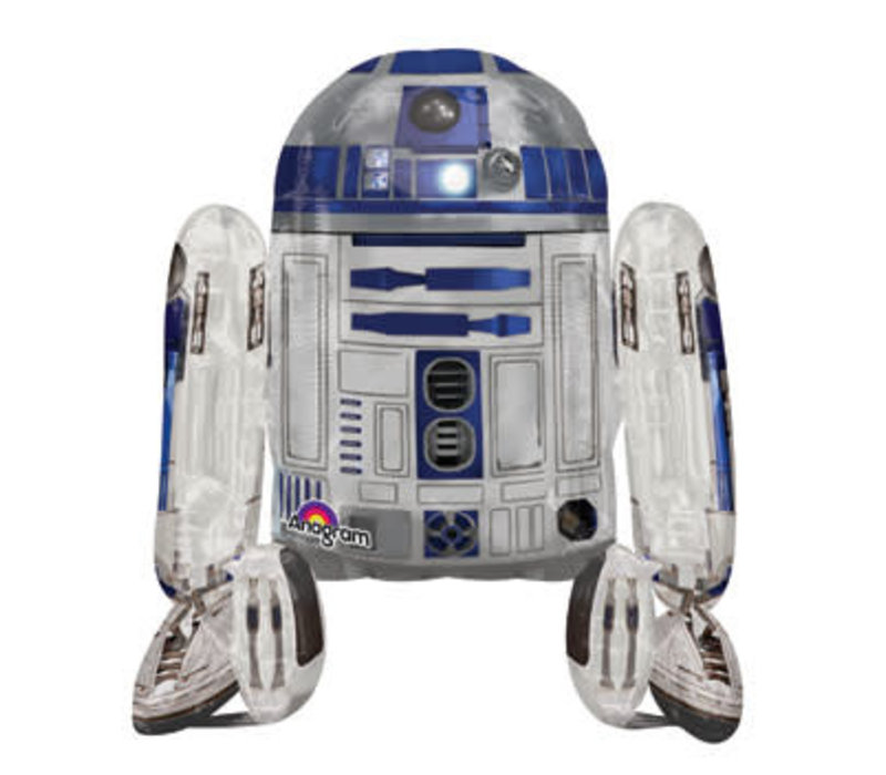 "Starwars 38"" Airwalker Mylar balloon"
