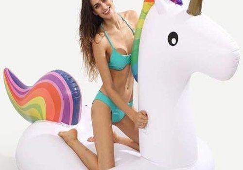 Giant Unicorn Pool float