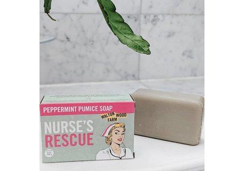 Nurses Rescue- Peppermint Pumice Soap