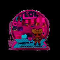 L.O.L Confetti Nail Art