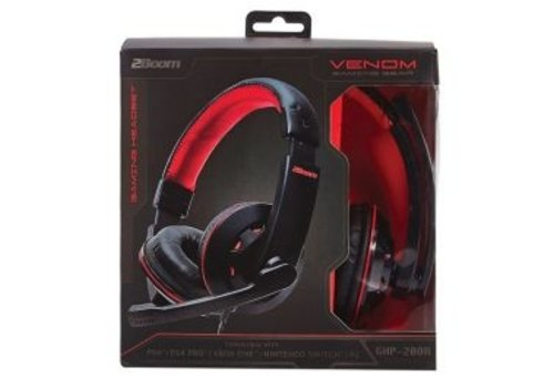 2Boom Venom Gaming Headset