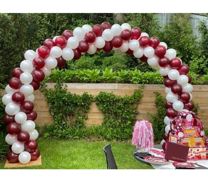 Standard Balloon Arch Spiral