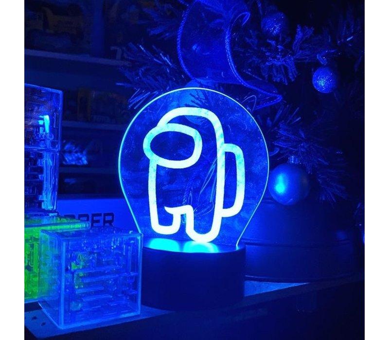 Custom Among Us LED Mini Light